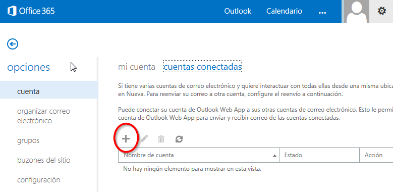 ayuda webmail outlook add